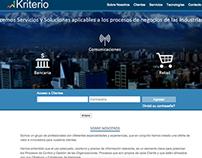 Home Page Kriterio Limitada