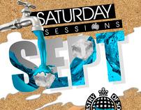 M.O.S Saturday Sessions