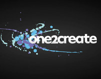 One2create branding and website