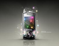 Samsung mobile AD
