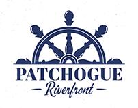 Patchogue Riverfront - Logo Concept