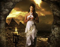 The Lady Of Egypt