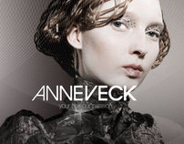 Anne Veck - Hair salon - [branding]