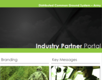 DCGS-A Industry Portal