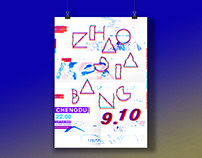 ZHAOJIABANG - National Tour Poster