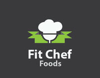 Fit chef foods (logo)