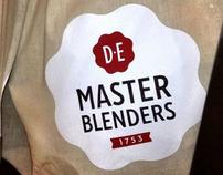 D.E MASTER BLENDERS 1753 TV campaign [2012]