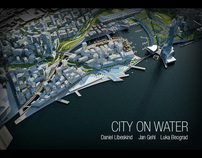 CITY ON WATER | 3D animated movie