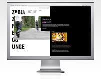 Website - ZeBU Theater