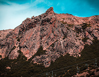 Bariloche a color - Patagonia Argentina