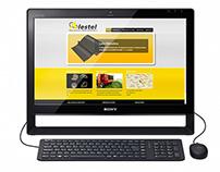 Diseño Web Autoadministrable - Cliente Alestel