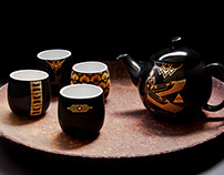 Maat Tea Set