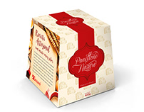 Package Design Panettone Nazaré