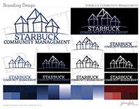 Logo & Branding for Starbuck Community Management