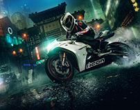 Icon Motorsports Hooligan