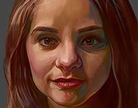 Cyfrowy Portret