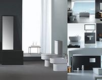 Visari Bathroom Solutions Branding and Website Design