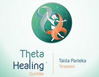 Theta Healing Curitiba - Talita Parteka