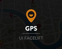 GPS Facelift concept