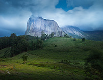 Brasil, ES - Pedra Azul