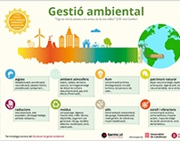 Infografia 'Gestió ambiental'