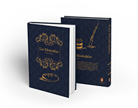 Les Misérables Book Cover Re-Design