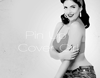 Pin up Cover Girl, Photoshop