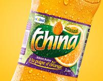 Identité visuelle TCHINA & packaging