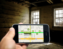 Ghost Hunters Walking Tour App