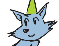 Flip the Cat - Family Literacy in Play program mascot