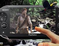 Sony PS Vita Ad Campaign