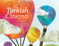 Cannes Film Fest. 2012 // Designs for Turkish Cinema