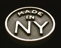 Made in NY Branding