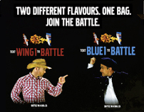 "DORITOS ""BATTLE IN A BAG"""
