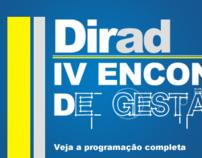 IV Encontro de Gestão - Dirad - Fiocruz