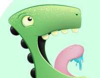 Drooling Dino