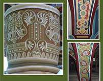 MURALS: FRIEZE-ORNAMENTS