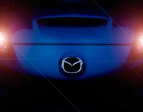 Smiling Mazda