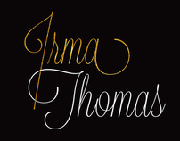 Irma Thomas New Orleans music legend induction invite