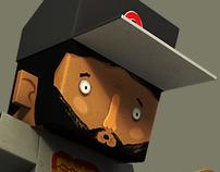 skateboard box