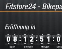 Teaser Site - Launch Bikestore Kohl
