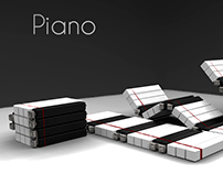 Universal furniture PIANO