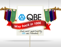 QBE - Our journey so far