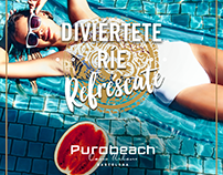 Diseños emocionales - PuroBeach Barcelona