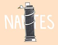 Nantes illustrations - Diaphonics