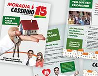 Campanha Política Cassinho 15 - 2012