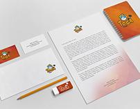 Toga Team | Brand design | beach animation