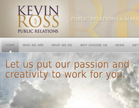 Kevin/Ross – website design