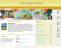 Youth Connection in art therapy