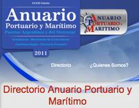 CD Interactivo Anuario Portuario y Marítimo 2011
